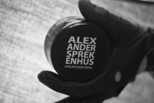 Alexander Sprekenhus The One And Only HairPaste