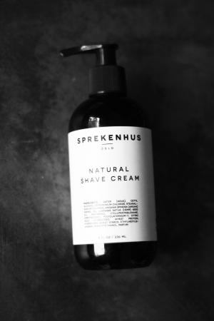 Alexander Sprekenhus - Natural Shave Cream