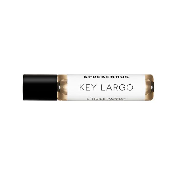 Key Largo L´huile parfum - Alexander Sprekenhus